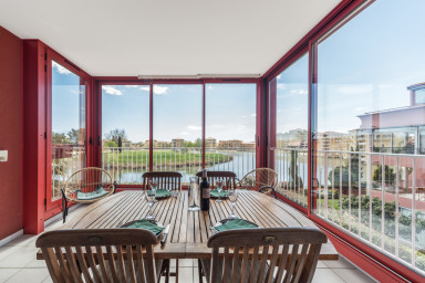 Bel appartement avec terrasse Lattes - W342