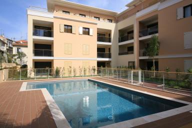 Appartement contemporain proche des plages dans secteur de Palm Beach