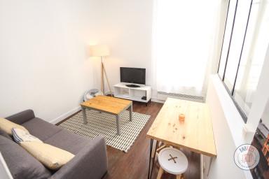 Appartement moderne et lumineux dans zone calme du centre-ville Niçois