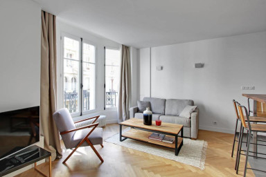 45sqm Stunning one-bedroom - St-Michel/Notre Dame
