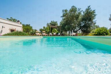 Trulli del Cuoco: trulli located in Ceglie Messapica with private pool