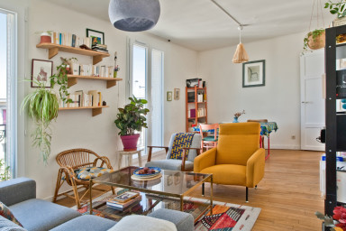 Wonderful apartment near Paris - W400
