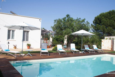 Dimora Lamioni- holiday home with pool and garden