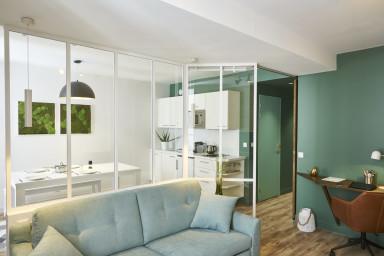 Appartement de style moderne dans l'hyper-centre de Bordeaux