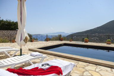 Villa Emma - Traditional Greek Villa with Panoramatic  View