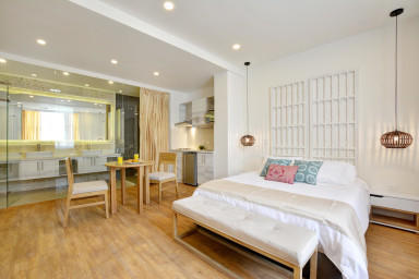 Beautiful Studio Unit In The Peaceful and Quiet Area Of Manga Bay!