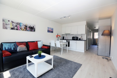 Sonderland Apartments - Rubina Ranas gate 1 (Sleeps 4 - 1 BR)