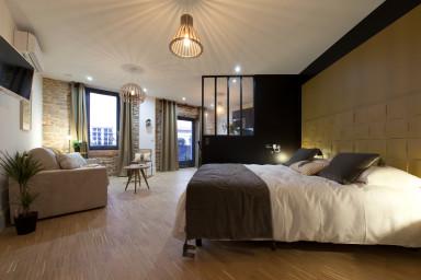 chambre appartement Eleonore