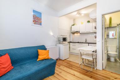 Appartement charmant, quartier typique