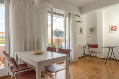 Ariadne's Penthouse in Central Athens by JJ Hospitality