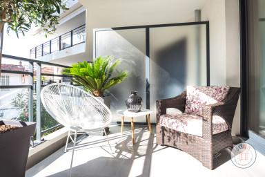 Moderne, climatisé à 300 mètres du Port de Cannes