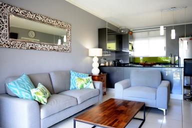 Marumaru apartment - Tahiti - Punaauia- 2 bdr- pool, garden & view - 4 pers