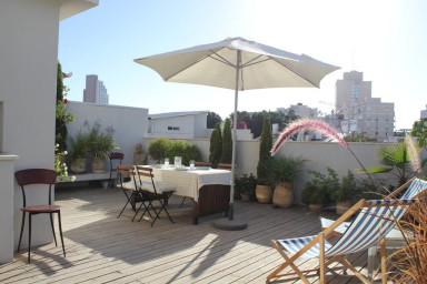Roof Top Heaven - 1bdm+Terrace garden - 32 SIRKIN