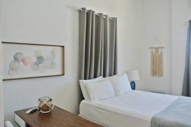 Loiza XI Bright and Cozy 1BR in San Juan Center