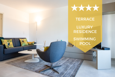 KIKILOUE ✌️ Cannes 15 min à pied du palais ✌️ Avec terrasse et piscine