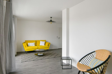 Joli appartement avec terrasse proche du centre
