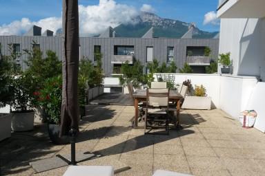 Appartement d'exception, 135M2 en duplex❤️150m² de terrasse panoramique #K2