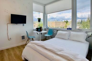 Modern Roosevelt Urban Studio - Rainier Views