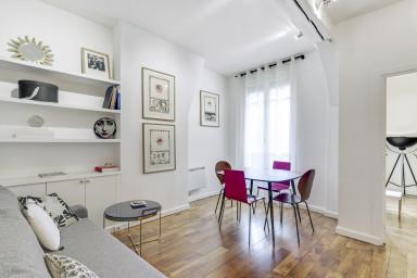 Wonderful one-bedroom in the Heart of Saint Germain