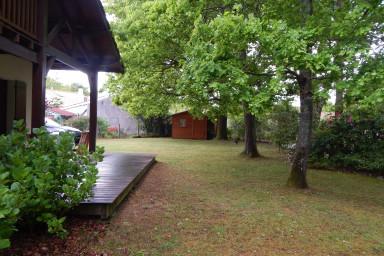 Maison familiale à Lanton Bassin Arcachon 8 pers