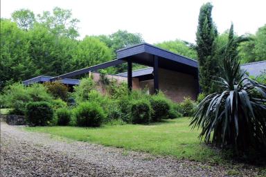Magnifique villa d'architecte en plein cœur de la forêt loir-et-chérienne