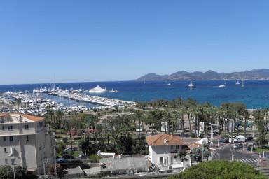 Magnifique appartement vue mer à 100m de la Croisette à Cannes