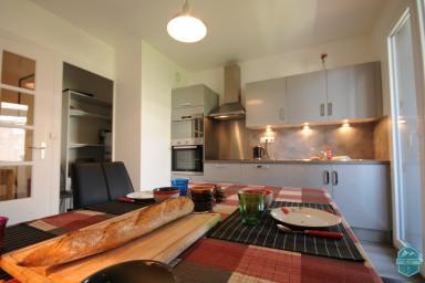 Plein cœur d'Annecy - Appartement pour 4 personnes en face de Bonlieu