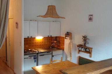 Agréable studio avec vue sur La Meije - Pauline Bouchereau