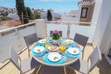 Nerja Paradise Rentals - Villa Zafiro