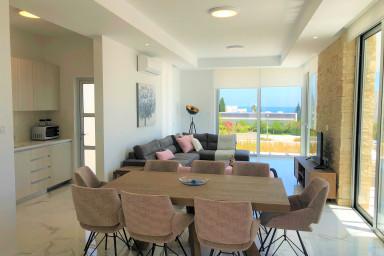 Travertine Cove villa with private pool