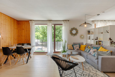 Bel appartement calme proche du lac à Annecy-le-Vieux - Welkeys