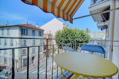 IMMOGROOM - Studio - A/C - Charming - Balcony - CONGRESS/BEACHES