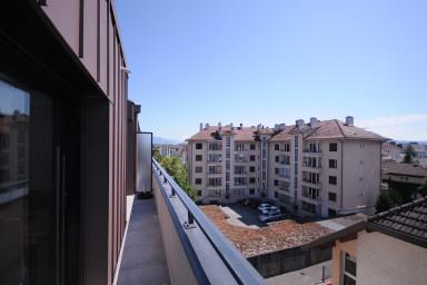 Le Baccarat - T2 avec toit terrasse