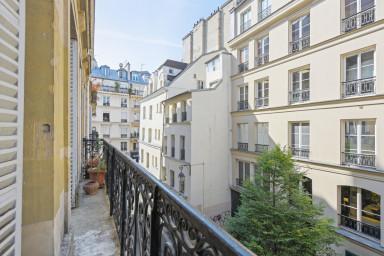 Appartement de charme au coeur de Paris, Les Halles / Le Marais - Welkeys