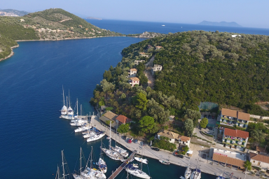 Buildable Land for Sale in Sivota Village