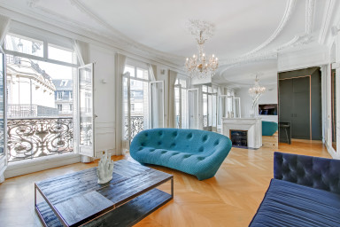 A Fantastic 120sqm 3BR apt in Louvre / Saint Honoré