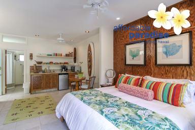 LAST MINUTE OPENING * DISCOUNTED RATE * Kailua Beach Studio - Tiki Room
