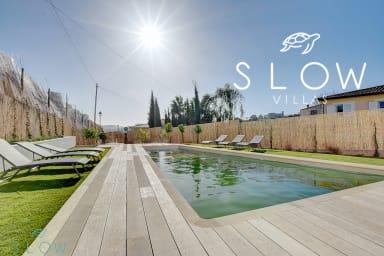 Villa Can Benet de sa Cubana, inviting SPA house in charming Calvia village