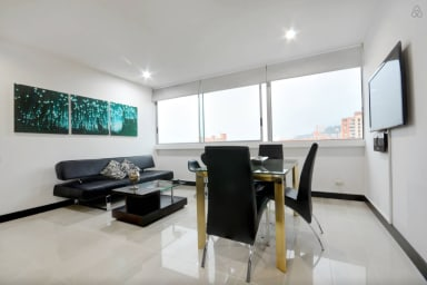furnished apartments medellin - Nueva Alejandria 1407
