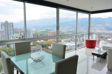 furnished apartments medellin - Nueva Alejandria 2304