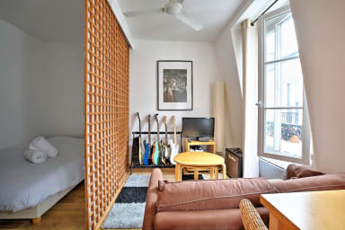 Great studio near exhibition parc/Porte Versailles