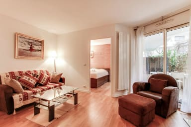 Levallois - Spacious family flat near Paris!