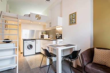 Gorgeous Duplex Studio in Central Lyon