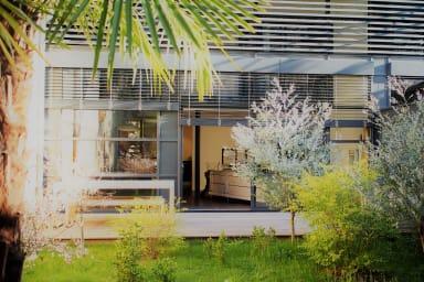 Loft avec jardin aux Chartrons