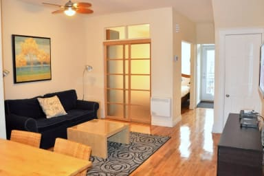 Le Rio   ( minimum 3 month rental ) - 1125$/month