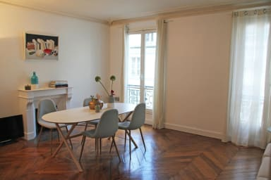 Brightfull apartment in the heart of Paris-Rivoli-