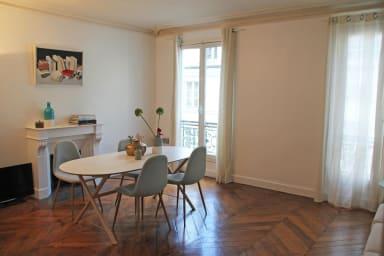 Appartement Lumineux au Cœur de Paris - Rivoli -