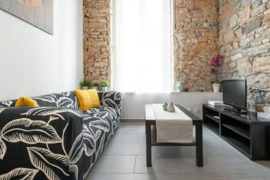 Cozy and Rustic Loft-style Flat - La Part-Dieu