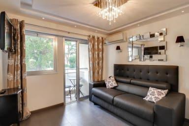 Super cozy studio with balcony - W164