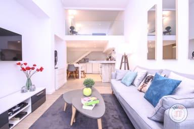Appartement de luxe à 200 mètres du Palais des Festivals